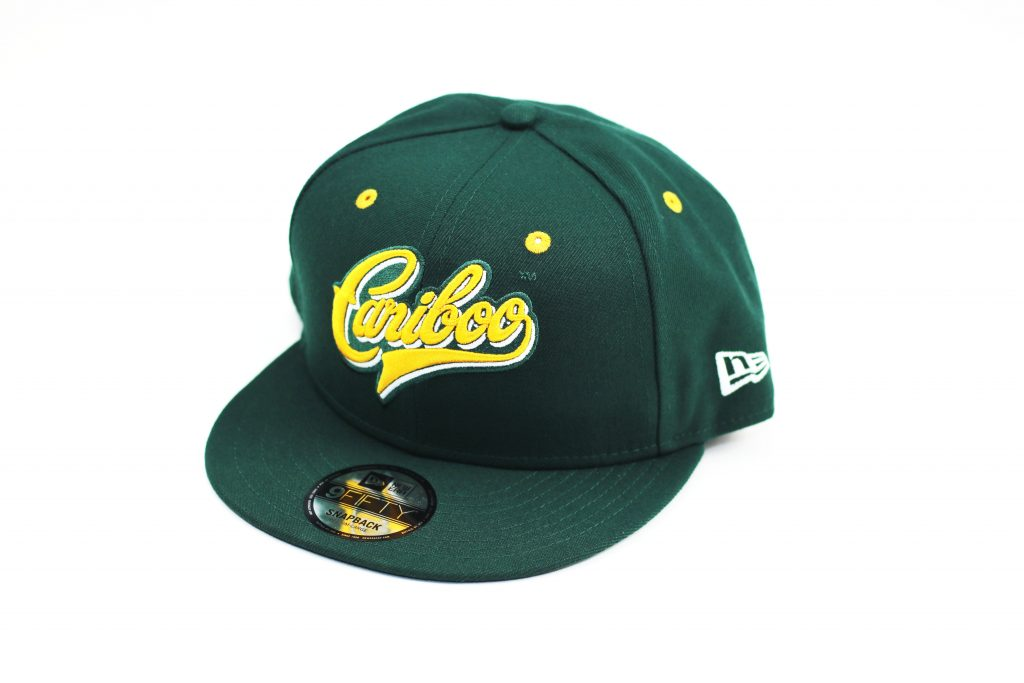 Cariboo Brewing X New Era Snapback Hat