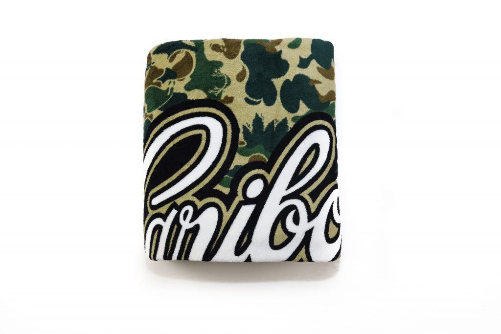 Cariboo Camo Blanket
